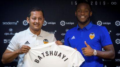 Chelsea ontkent aankoopoptie Batshuayi van 50 miljoen