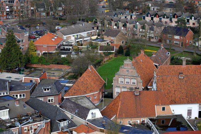 Stadscentrum van Oldenzaal