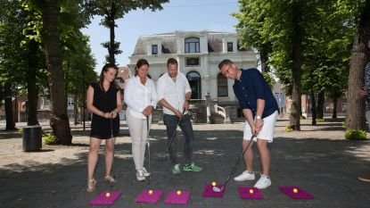 City Golf Lommel biedt ontspanning voor bedrijven