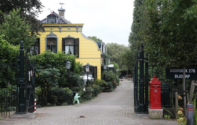 De voormalige spermakliniek Medisch Centrum Bijdorp te Barendrecht.