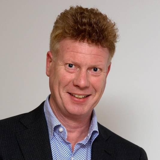 Wethouder Paul Platen