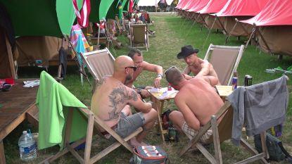 Eenheidsgevoel ten top op camping Tomorrowland