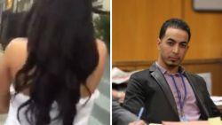 """""""Ik kon nog amper ademhalen"""": jaloerse man stuurde zijn liefje naakt de straat op, nu doet ze haar verhaal voor de rechtbank"""