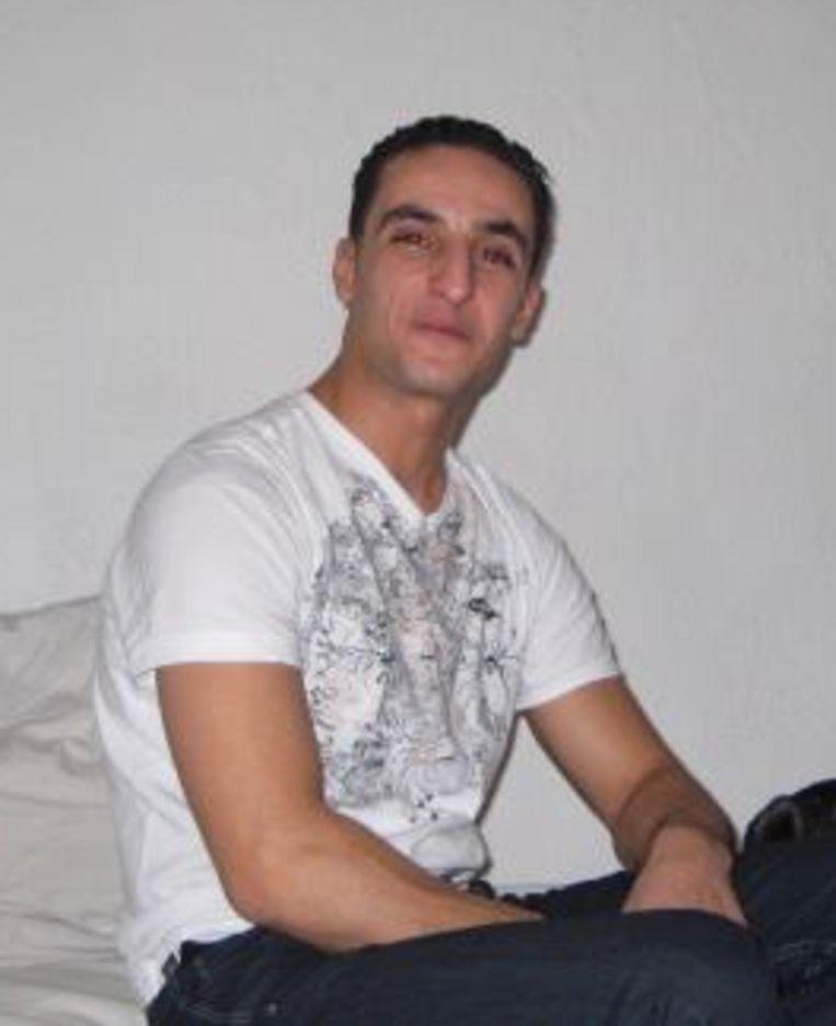 Slachtoffer Hicham Yachou (30).