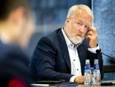 RIVM-topman Van Dissel: 'Het gaat nu om zelfbeheersing, blijf thuis bij verkoudheidje'