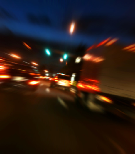 Dronken chauffeur uit Oekraïne van N36 bij Witte Paal gehaald