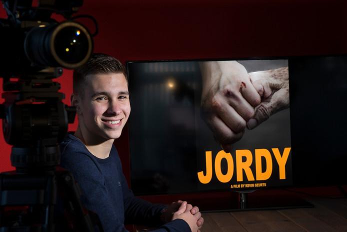 Kevin Geurts hoopt via crowdfunding zijn film 'Jordy' te financieren.