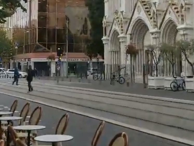 Zeker drie doden bij terreuraanslag in Nice