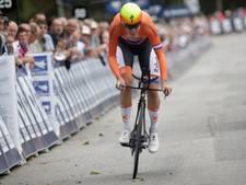 Oranje-vrouwen als toptrio naar WK tijdrijden