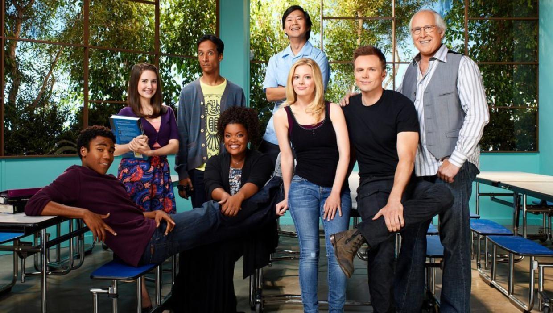 'Community' Beeld Netflix