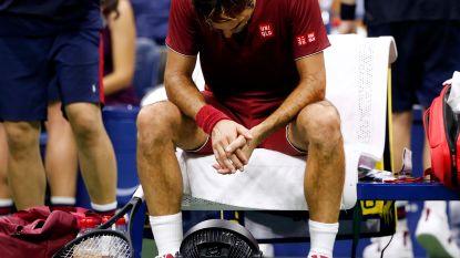 Sensatie op US Open: onbekende Australiër mept Federer uit het toernooi