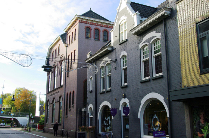 Historische Mariaschool in Helmond