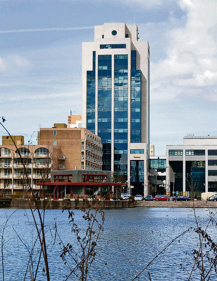 Het stadhuis vin Zoetermeer.
