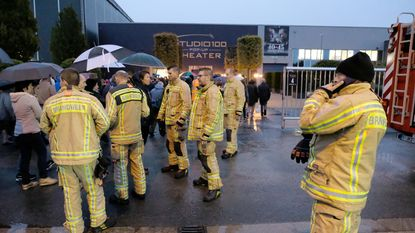 1.400 mensen geëvacueerd in 7 minuten