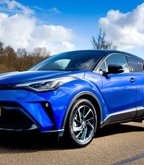 Test Toyota C-HR 2.0 Hybrid: krachtig en zuinig zonder stekker