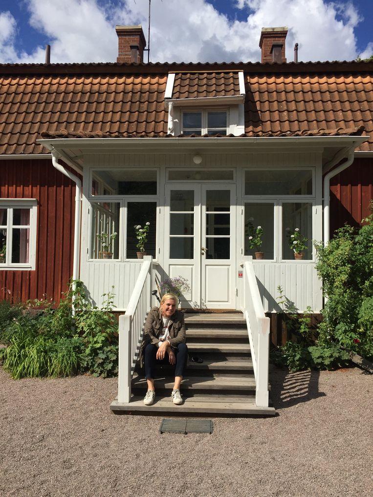 Het geboortehuis van Astrid Lindgren is te mooi om niet bezoeken. Beeld
