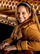 Portret Fardau Wagenaar Foto ; Pim Ras