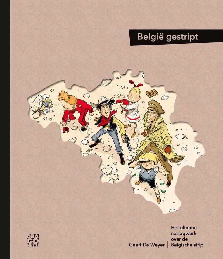 null Beeld  Geert De Weyer - België gestript