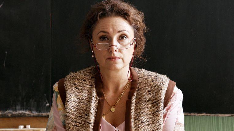 Zusana Mauréry  in The Teacher. Beeld