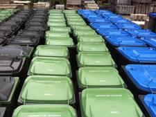 Paniek bij 90 huishoudens: Cyclus vergeet nieuwe vuilcontainers