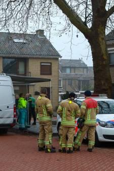 Grote partij vuurwerk gevonden in woonwijk Spijkenisse