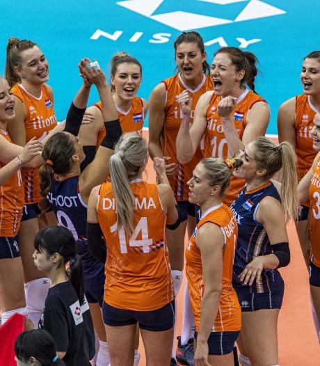 Nederland aast op beslissend OKT: 'Dat zijn we verplicht naar onze volleybalsters'