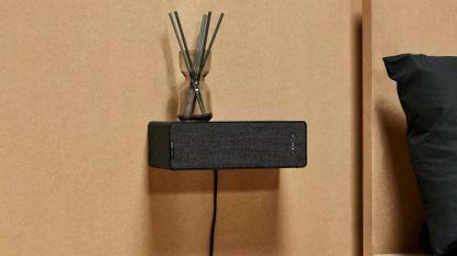 Ikea toont met Sonos ontwikkelde slimme speaker Symfonisk
