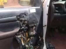 Un gel hydroalcoolique peut-il prendre feu dans une voiture laissée au soleil?