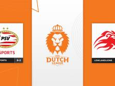 PSV Esports en LowLandLions strijden om 2500 euro in finale Dutch League