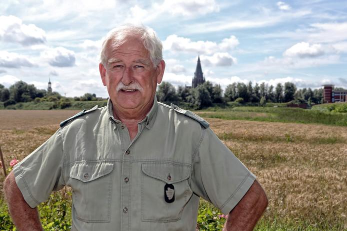 Rob Mulder met achter hem Steenbergen.