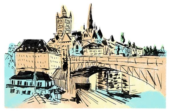 Dit zijn de beste plekken in 'bourgeois bohemien' **Lausanne**