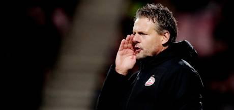 Uneken ziet progressie bij Jong PSV en hoopt dat het meer punten op gaat leveren