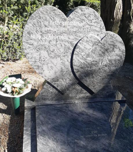 Spullen van graf geroofd in Nijkerk, familie verbijsterd: 'Hoe schofterig ben je?'