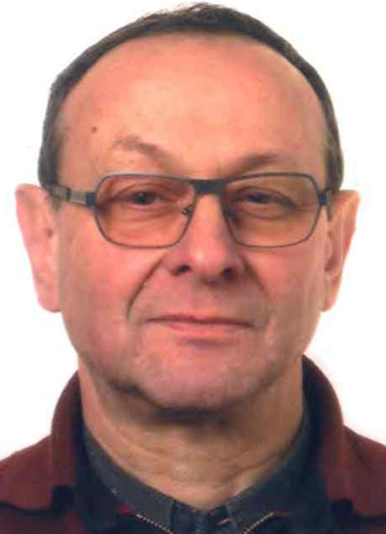 Gilbert Verplancke (67) uit Koekelare.
