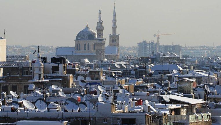 Damascus. Beeld afp
