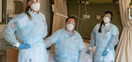 Ziekenhuizen richten (nog) geen corona-afdelingen in, 'We kunnen snel schakelen'
