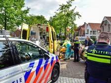 Bejaarde fietsster op 200 meter van huis in Goirle aangereden