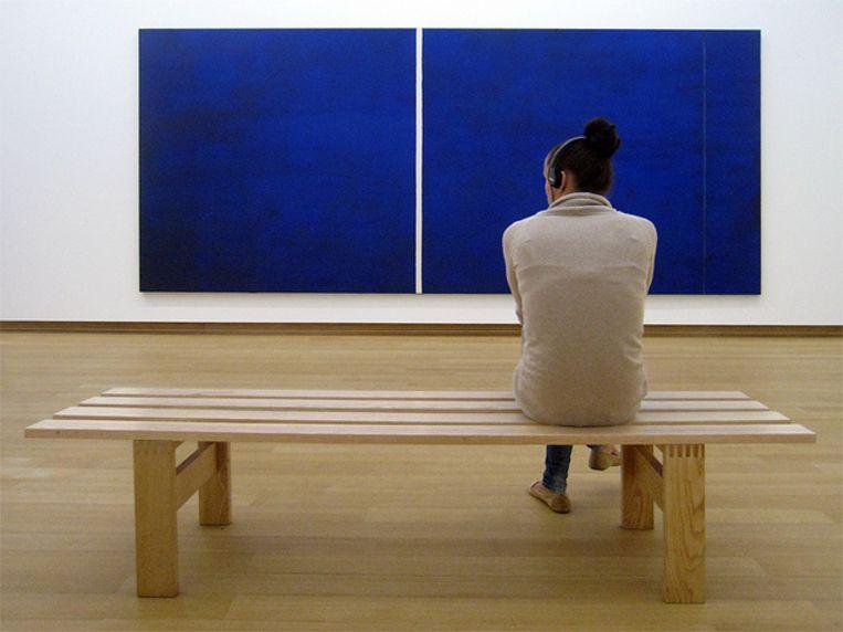Cathedra, hoe het op dit moment in het Stedelijk te zien is Beeld flickr