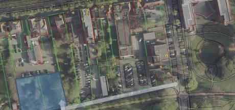 Oisterwijk legt voor 80 ambtenaren parkeerplaatsen aan tussen De Lind en de Voorste Stroom