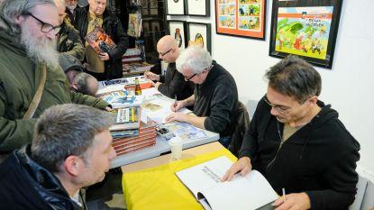 """Na 26 jaar nadert het einde voor Nederlandstalige stripwinkel Het B-Gevaar: """"Zelfs een stad als Brussel kan een winkel als de mijne niet dragen'"""