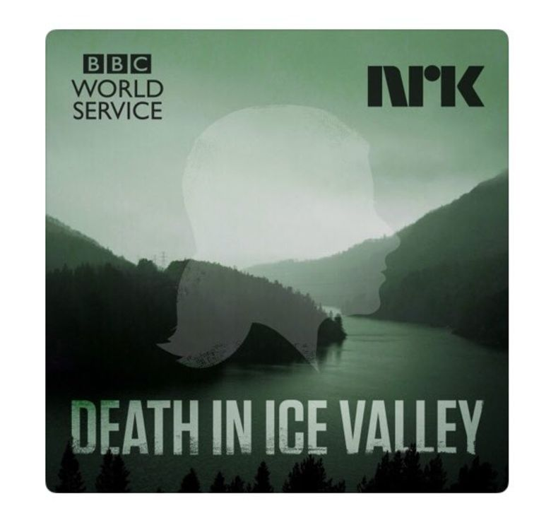 Death in Ice Valley Beeld