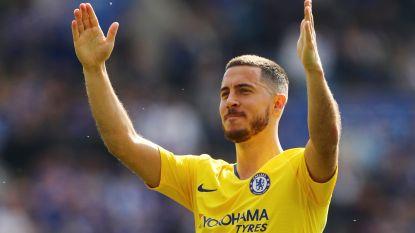 """Football Talk (27/5). Fans verkiezen Eden Hazard tot Speler van het Jaar in Premier League - Kabasele: """"Willen geen Vlaams en Waals nationaal team"""""""
