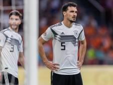 Hummels: gebrek aan respect voor 'Mannschaft'