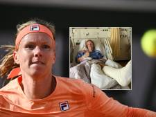Bertens mist Australian Open na operatie: 'Ze had elke dag pijn'