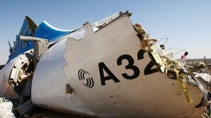 Nieuw bewijs dat Russische Airbus in volle vlucht brak