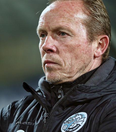 FC Den Bosch reist dag eerder naar Rotterdam voor uitduel met Sparta