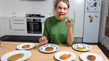 Zijn groenteburgers wel waardige vleesvervangers? Onze diëtiste doet de test