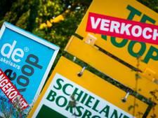 Verschil verkoopprijs woningen in regio toegenomen