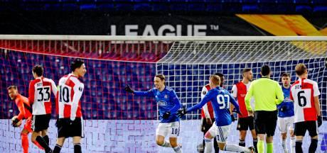 Slechte avond voor onmachtig Feyenoord, maar het kan nog