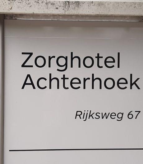 Zorghotel Achterhoek in Gaanderen vol met coronapatiënten